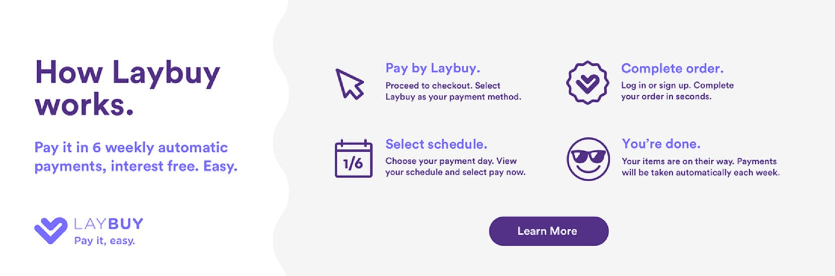 Laybuy - shop now pay later