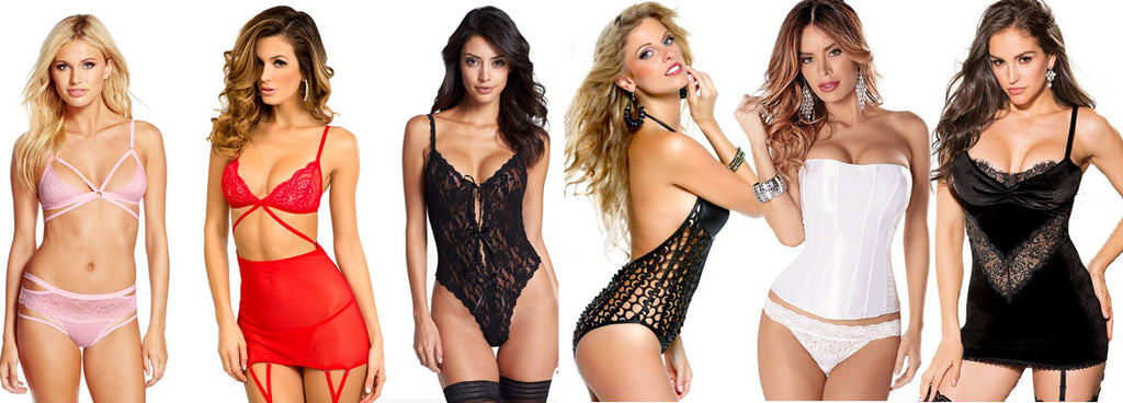 Sexy Lingerie and Womens Costumes