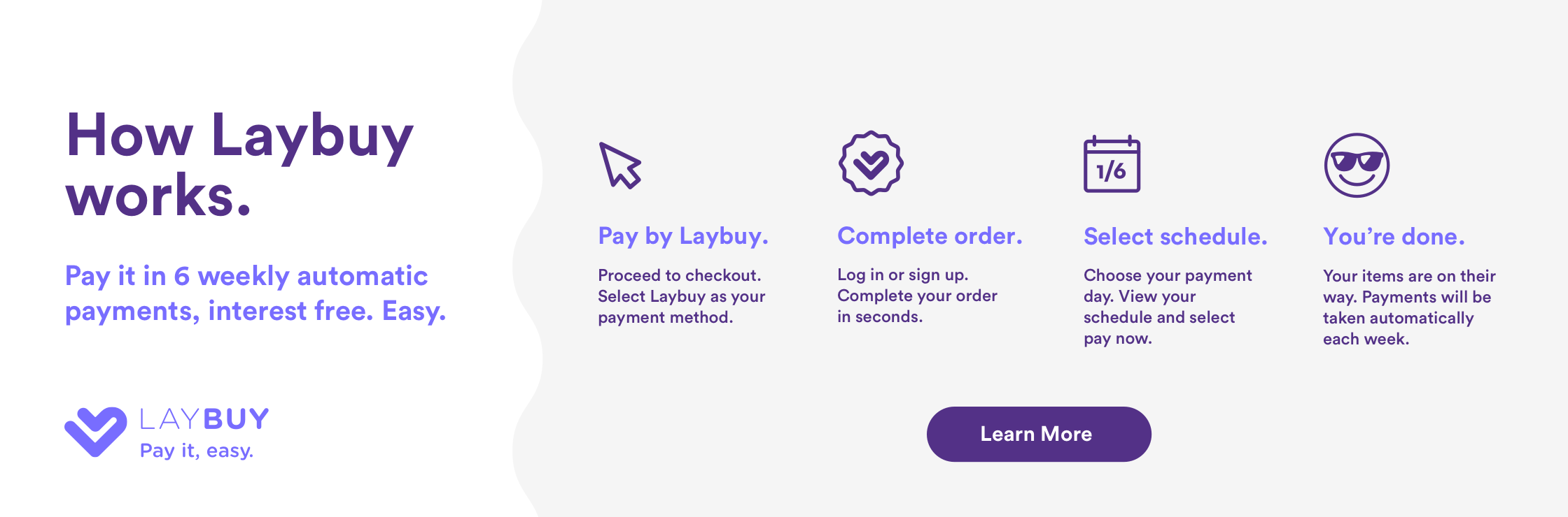 Pay It Later with Afterpay, LayBuy & AfterPay