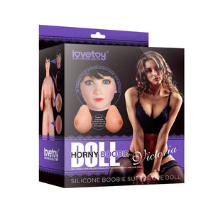 Victoria Hony Boobie Doll - Inflatable Love Doll