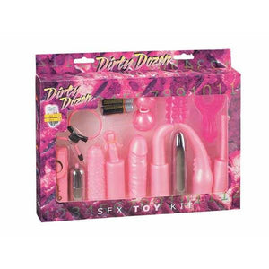 Dirty Dozen - Pink Toy Kit - 12 Piece Set