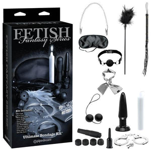 Fetish Fantasy Series Limited Edition Ultimate Bondage Kit - 11 Piece Set