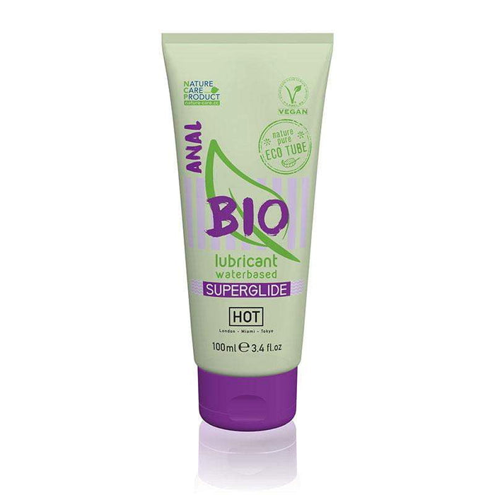HOT BIO Anal Superglide Lubricant 100ml