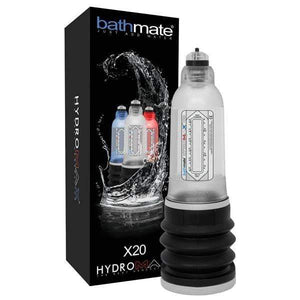 Hydromax X20 - Clear Water-Assisted Penis Pump