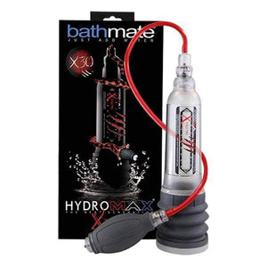 Hydromax X30 Xtreme - Clear Water-Assisted Penis Pump