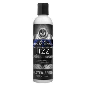 Master Series Jizz Cum Scented Desensitising Lube 244ml