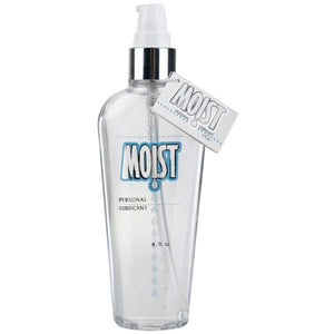 Moist - Water Based Lubricant 128ml