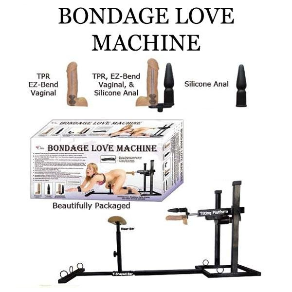 MyWorld Bondage Love Machine