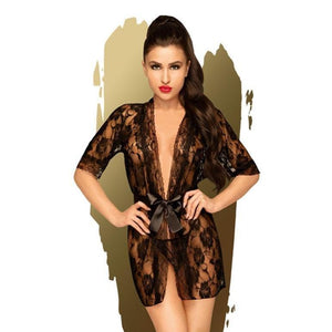 Penthouse SWEET RETREAT - Black - S/L One Size