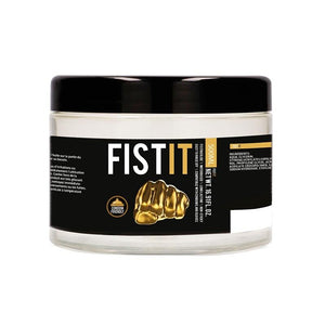 Pharmquests Fist-It - Water Based Lubricant - 500ml Tub