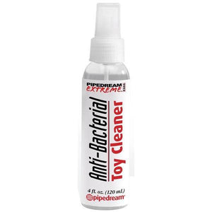 Pipedream Extreme Toyz Anti-Bacterial Toy Cleaner - 118 ml (4 oz) Bottle