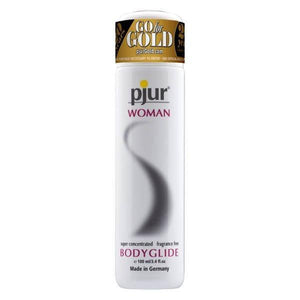 Pjur Woman - Silicone Lubricant - 100 ml Bottle