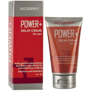 Power + Delay Creme for Men 56g