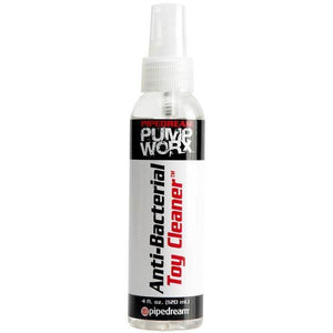 Pump Worx Anti-Bacterial Toy Cleaner - 118 ml (4 oz) Bottle