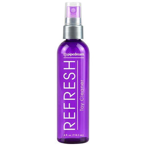 Refresh - Anti-Bacterial Toy Cleaner - 118 ml (4 oz) Bottle