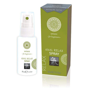 SHIATSU Anal Relax Spray - Unisex Spray 50ml