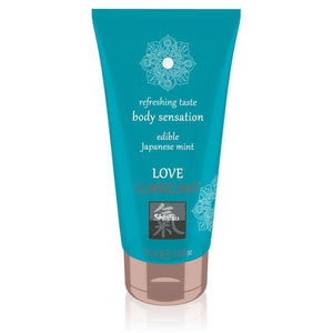 SHIATSU Love Lubricant - Mint Flavoured - 75 ml