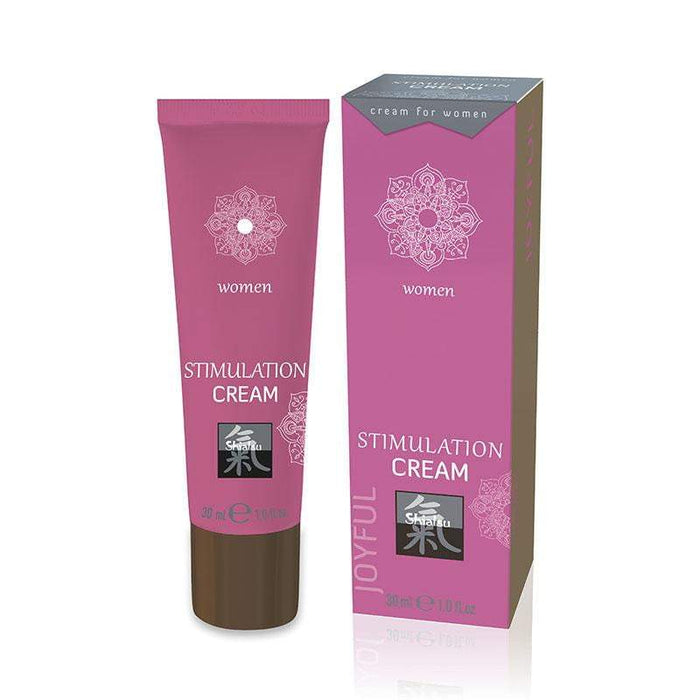 SHIATSU Stimulation Cream For Women 30ml