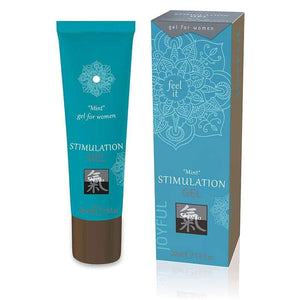SHIATSU Stimulation Gel - Mint 30ml