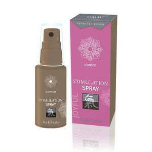 SHIATSU Stimulation Spray 30ml