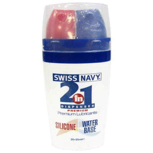 Swiss Navy 2-in-1 Dispenser Lubricant 50ml