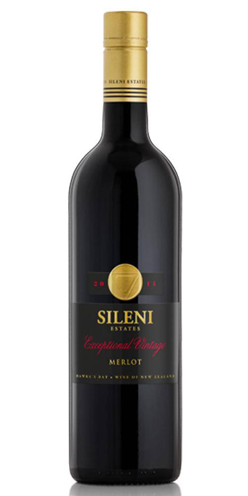 Sileni Exceptional Vintage (Icon) Merlot - Chevalier Finewines