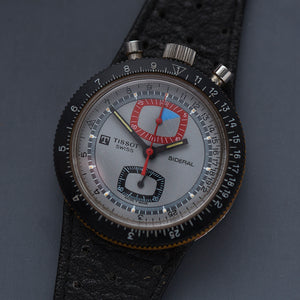 1970s Tissot Sideral Chronograph