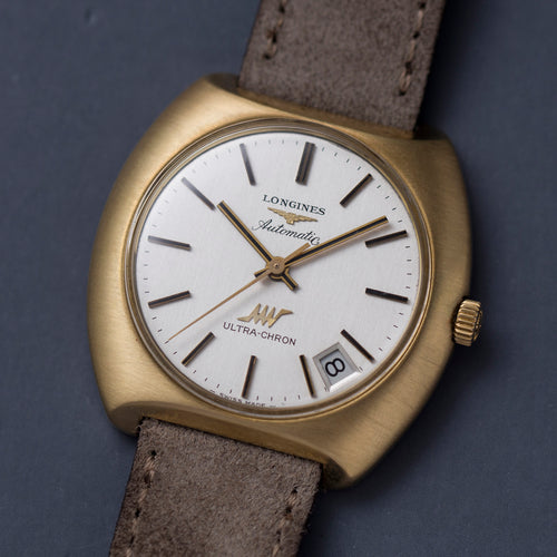 1960s Longines Ultra-chron Jumbo