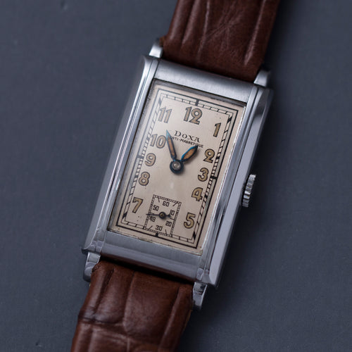 1943 Doxa ArtDeco New-Old-Stock