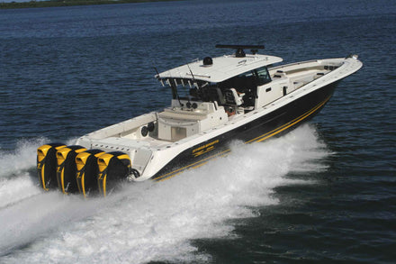 Hydra Sports: The Bullet proof boat