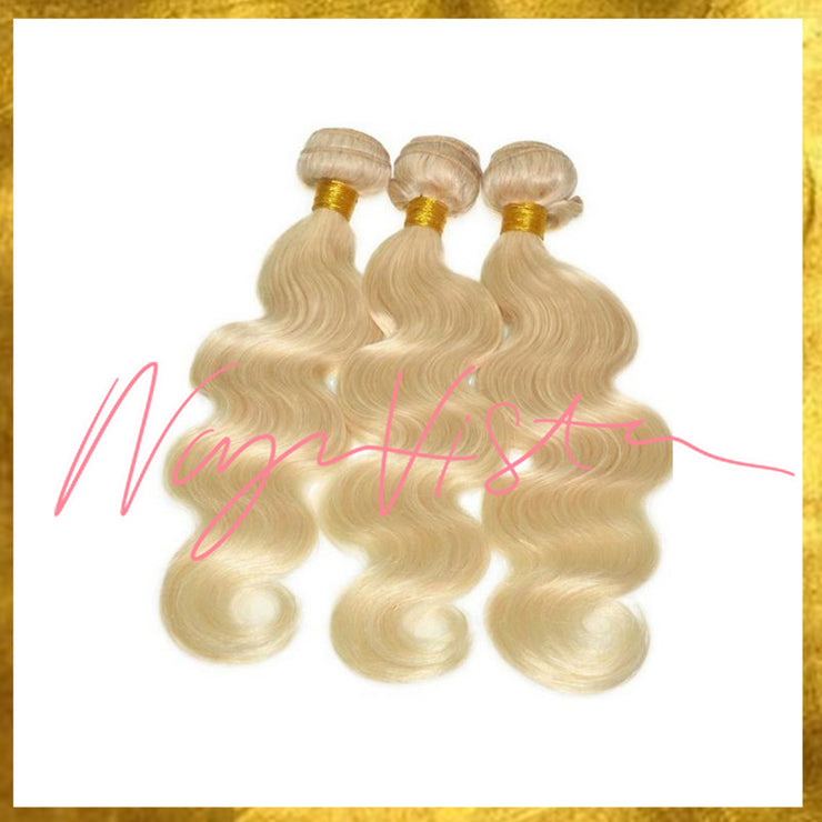 Body Wave Bundles - Blonde