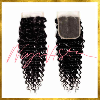 Curly Wave Closure