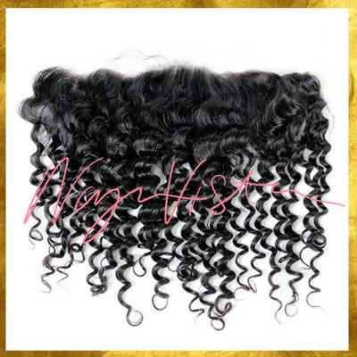 Curly Wave Frontal