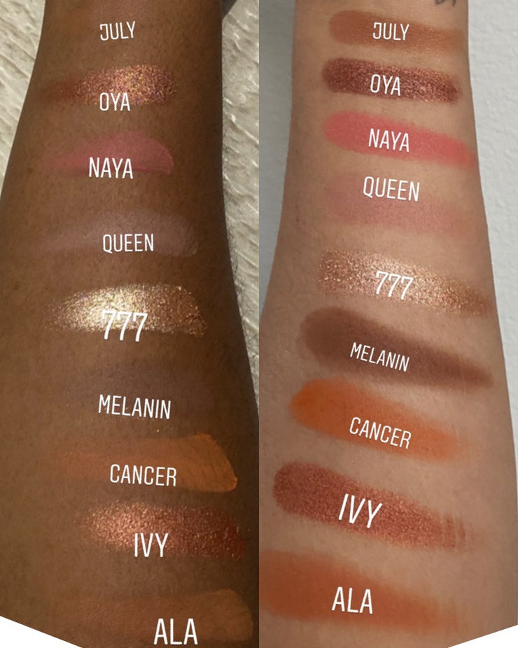 NV Birthday Eyeshadow Palette