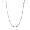 Silver Chain Necklace 24""