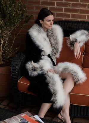 Powderpuff_Igloo_Velvet_Coat_Black-Grey