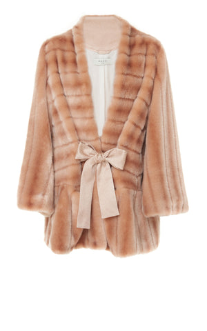 Ivy Eco Faux Fur Coat