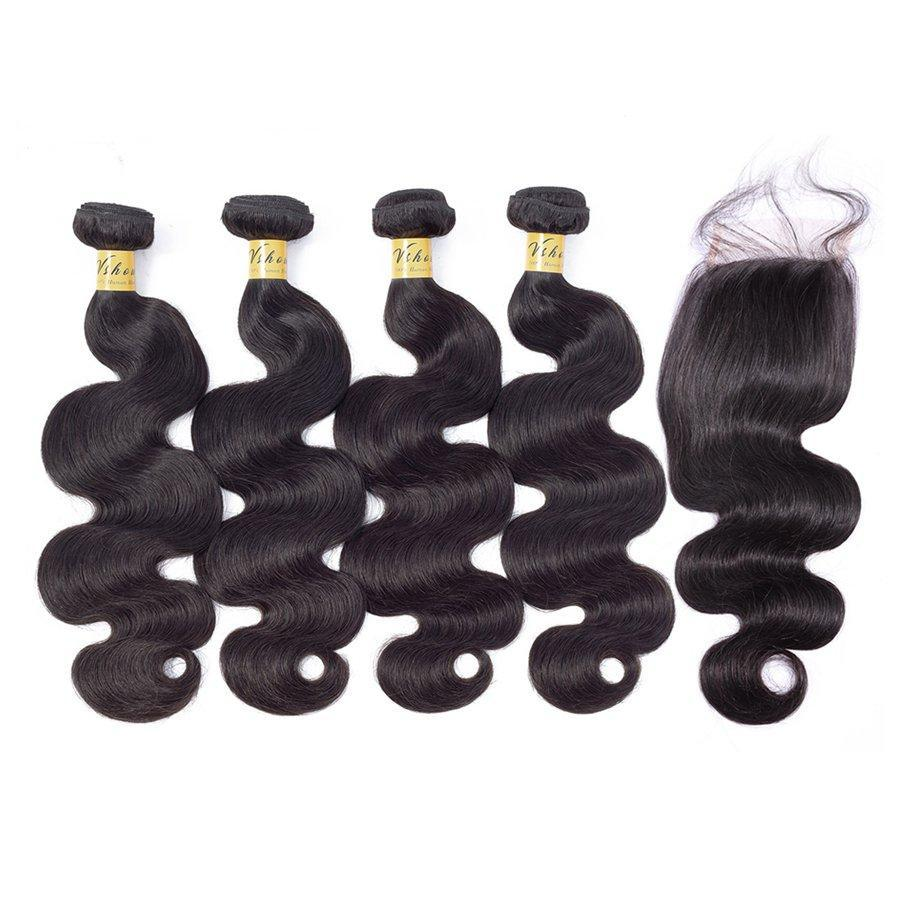 peruvian virgin hair body wave human hair bundles