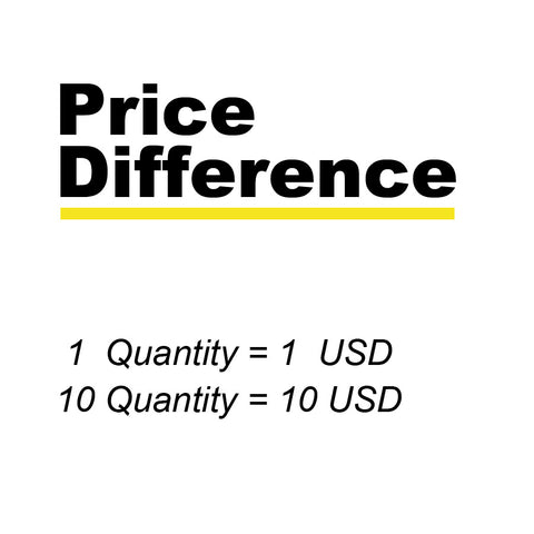 Price Diefference