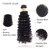 virgin hair water wave human hair bundles
