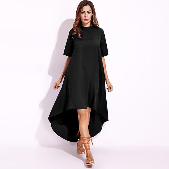 Jessica Plus Size Gorgeous Comfy Dovetail  Dress in 3 colors