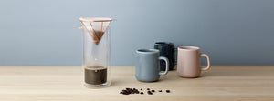 H.A.N.D/ Pour Over Filter Holder Coffee Carafe Set 300ml