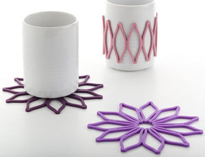 BLOOM Cup Sleeve ( 5 pcs ) Silicone