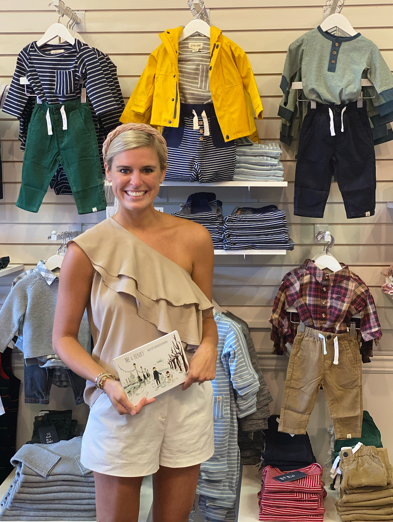 STORE SPOTLIGHT - meet Callie from Little Happy, Knoxville, TN
