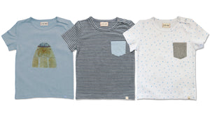 Triple pack tees