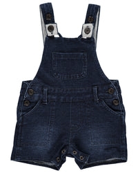Denim Effect Shortie Overall