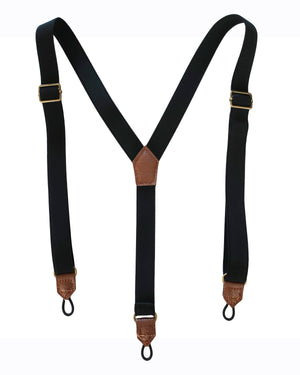 image of suspenders removed from pants