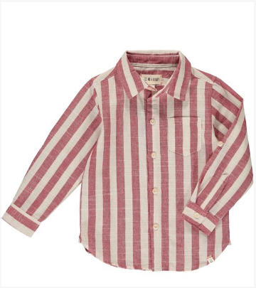 Red/white stripe shirt