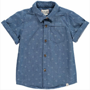 Anchor Chambray Shirt