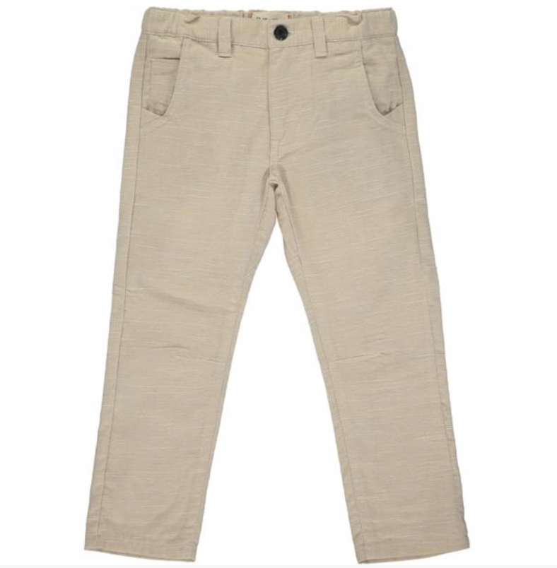 Stone soft cotton pants